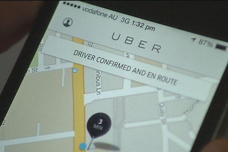 "Uber ""Dangerous"", the Smartphone App for Dumb People"